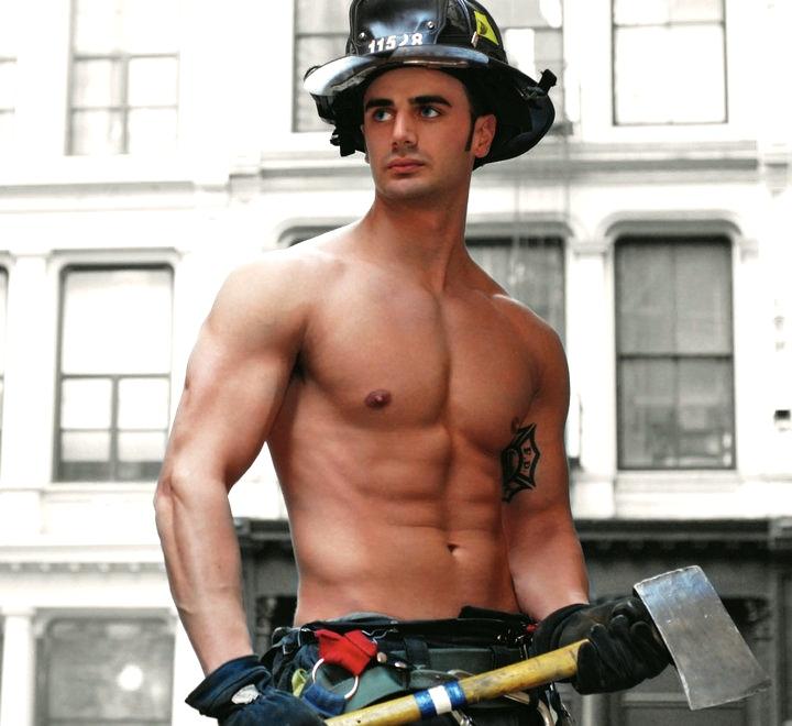 Former porn star eva angelina becomes a firefighter