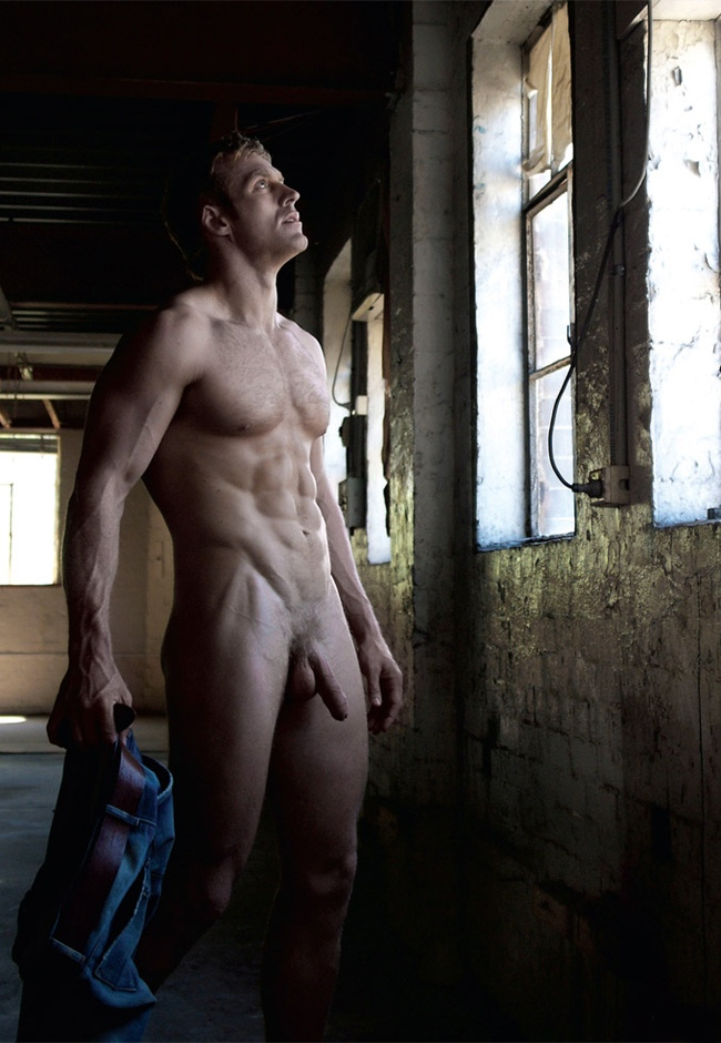from Trevor nude male photography gay