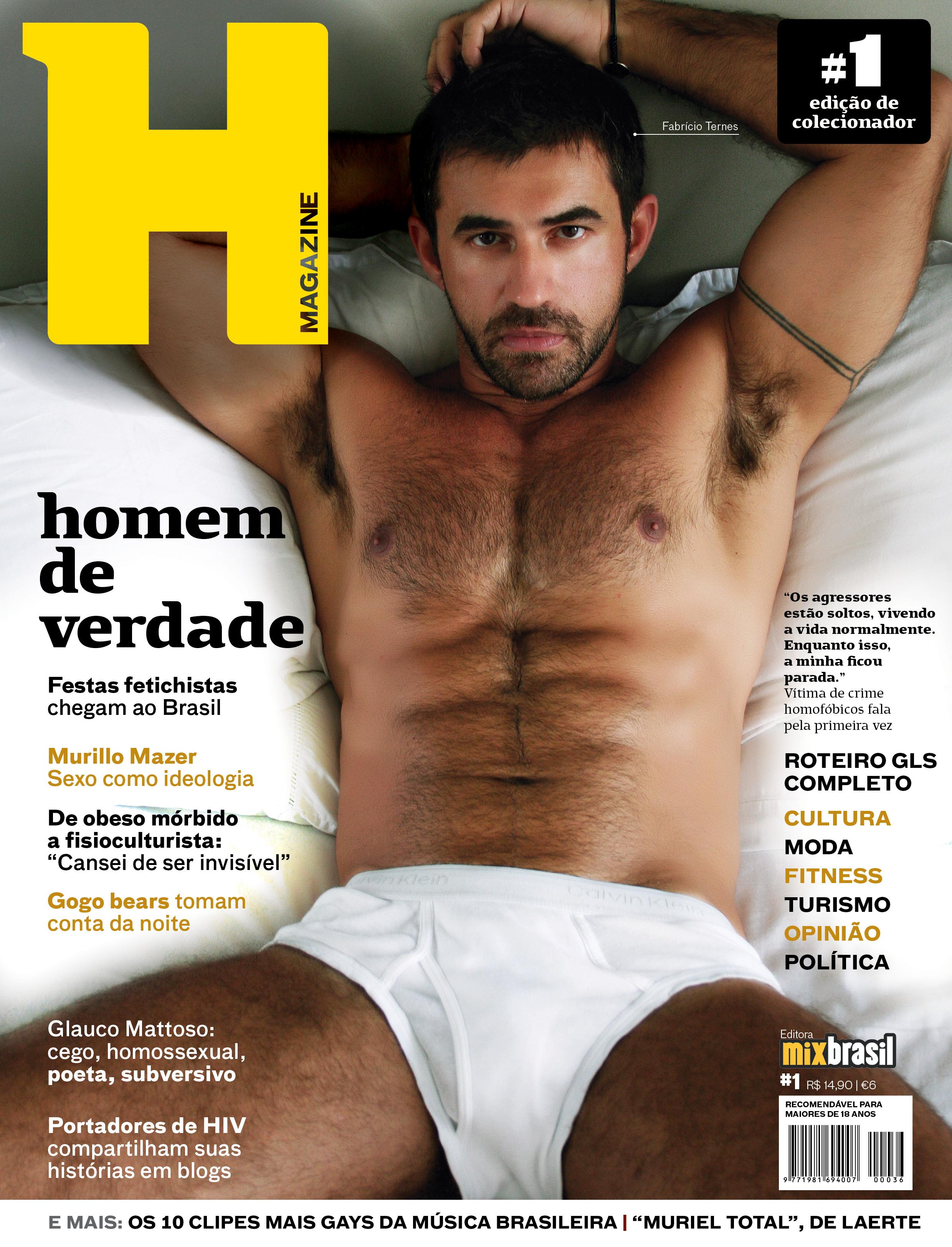 Bem-vinda, 'H Magazine'