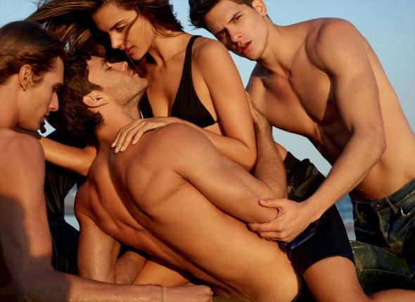 Caio Cesar + Diego Fragoso + Pedro Aboud + Bruce Machado - Made in Brazil Magazine #6 01