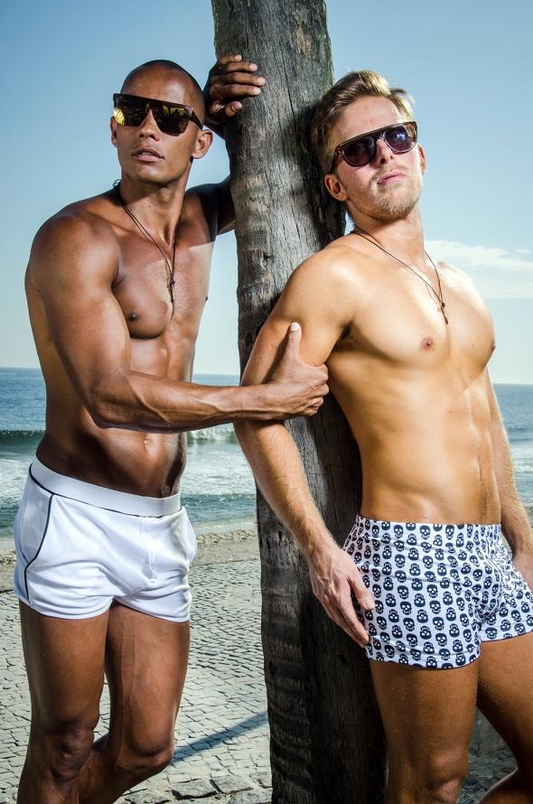 Felipe Omoal + Diego Posadas @ JUNIOR #45 by Leo Castro 06