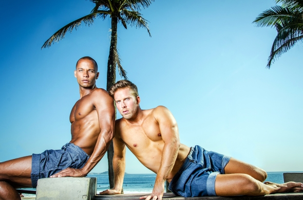 Felipe Omoal + Diego Posadas @ JUNIOR #45 by Leo Castro 07