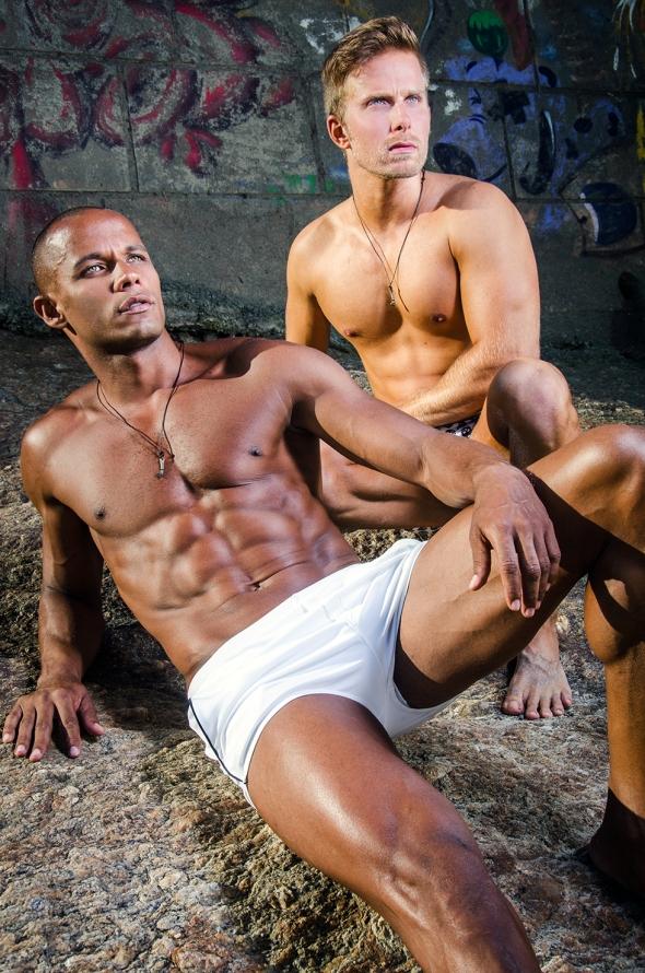 Felipe Omoal + Diego Posadas @ JUNIOR #45 by Leo Castro 10