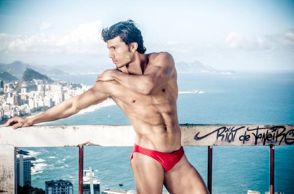 Maikel Castro @ ADON Magazine #1 by Leo Castro 02