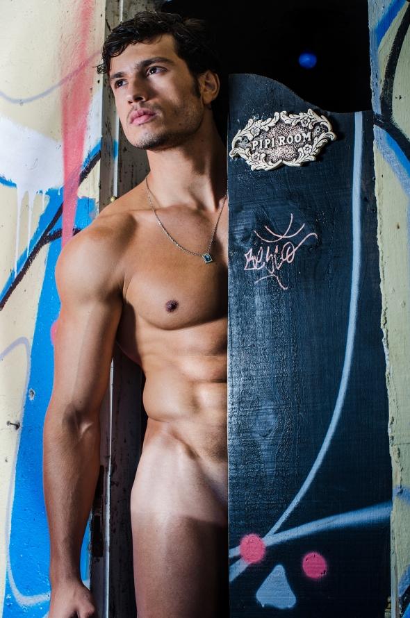 Maikel Castro @ ADON Magazine #1 by Leo Castro 05