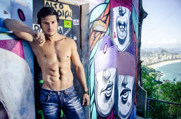 Maikel Castro @ ADON Magazine #1 by Leo Castro 11