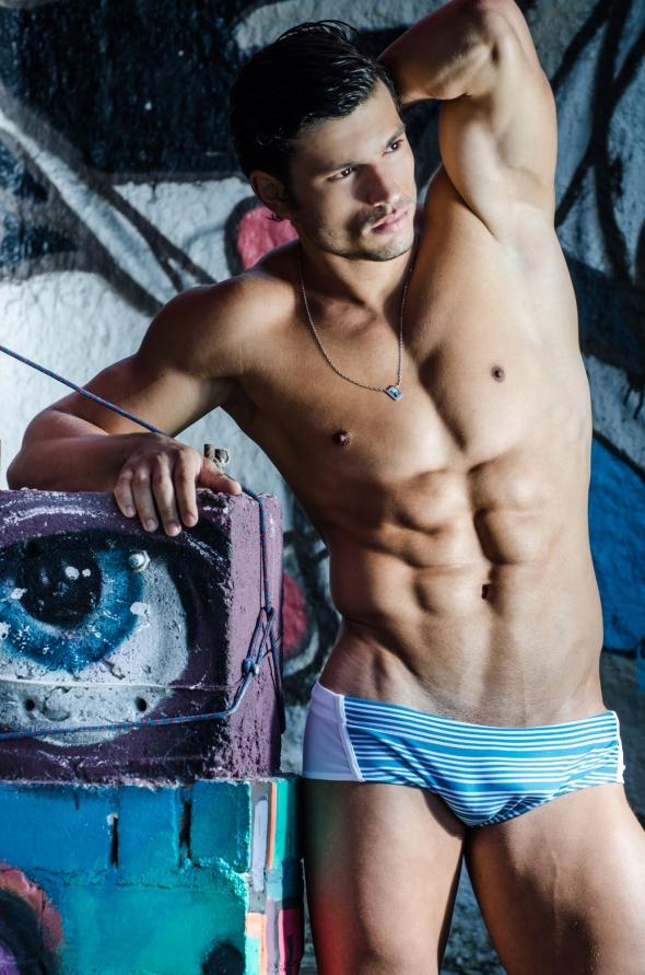 Maikel Castro @ ADON Magazine #1 by Leo Castro 22