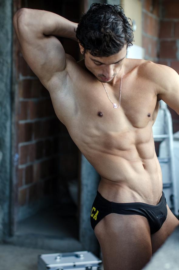 Maikel Castro @ ADON Magazine #1 by Leo Castro 25