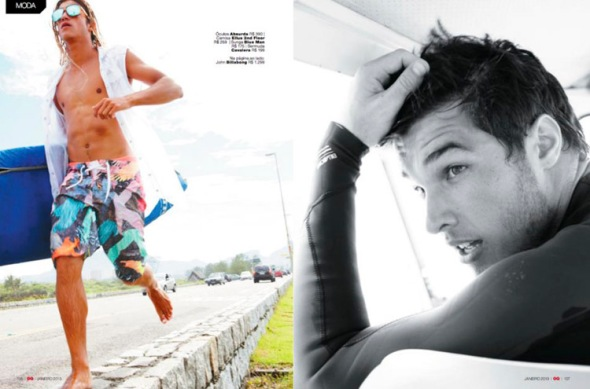 Caio Vaz + Rômulo Arantes Neto + Weder Wilham @ GQ Brazil by Cliff Watts 04