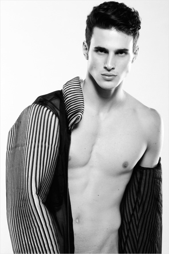 Lucas Pacheco by Anton Jhonsen 01