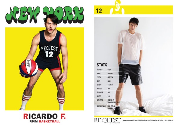 Ricardo Figueiredo @ Showcard Request