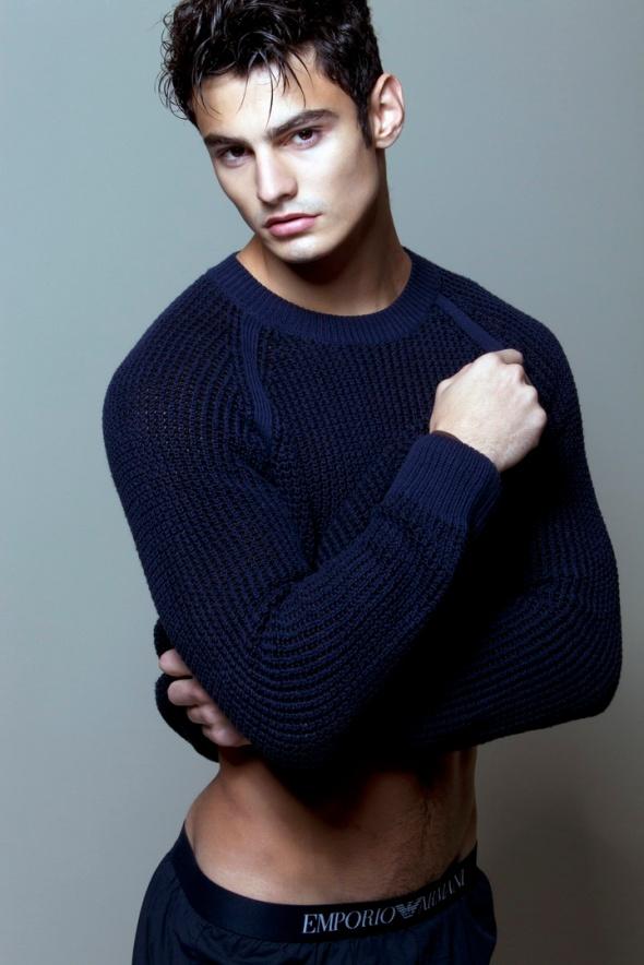 Lucas Coppini @ Wilhelmina 09