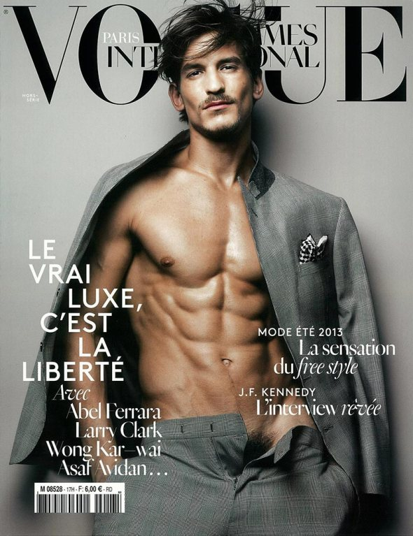 Jarrod Scott @ @ Vogue Hommes International by Sølve Sundsbø #17 01