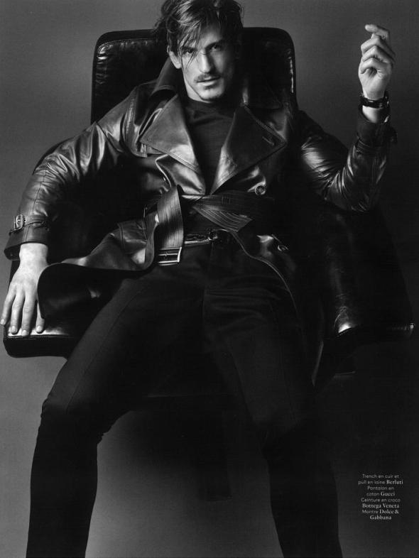 Jarrod Scott @ @ Vogue Hommes International by Sølve Sundsbø #17 05