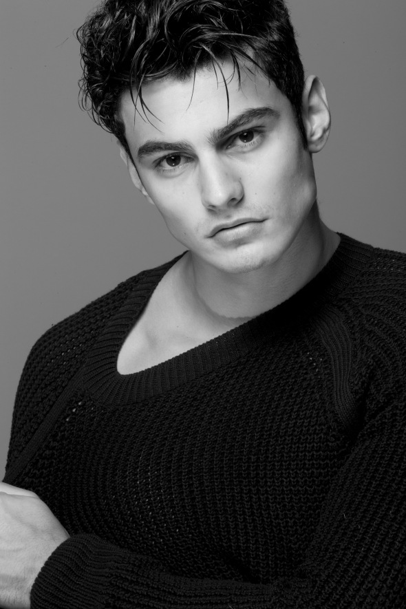 Lucas Coppini @ Wilhelmina 01
