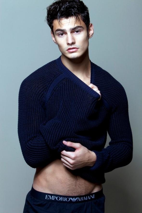 Lucas Coppini @ Wilhelmina 10