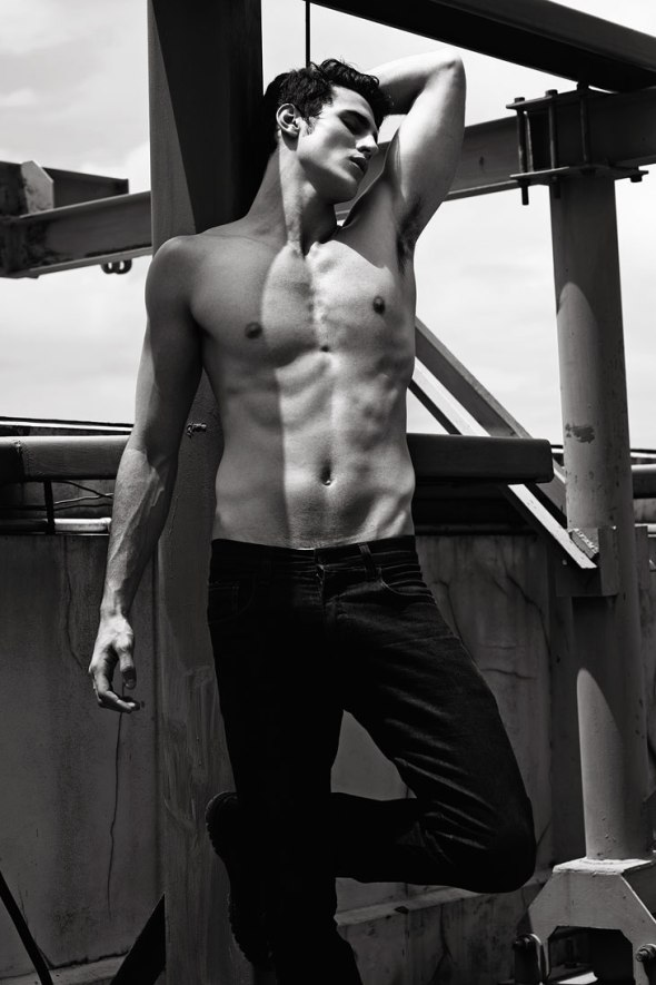 Lucas Pacheco by Wong Sim 05