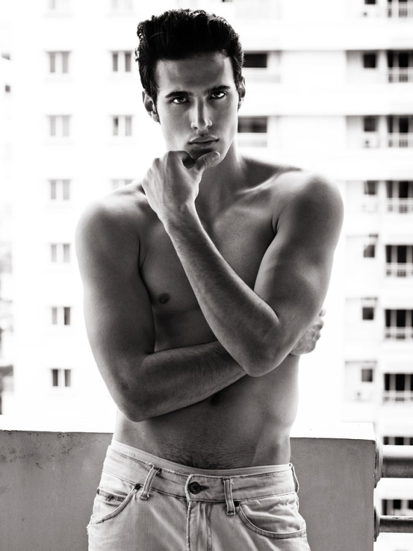 Lucas Pacheco by Wong Sim 09