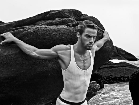 Pablo Morais @ Romeu Mag #3 by Bria Haider 06