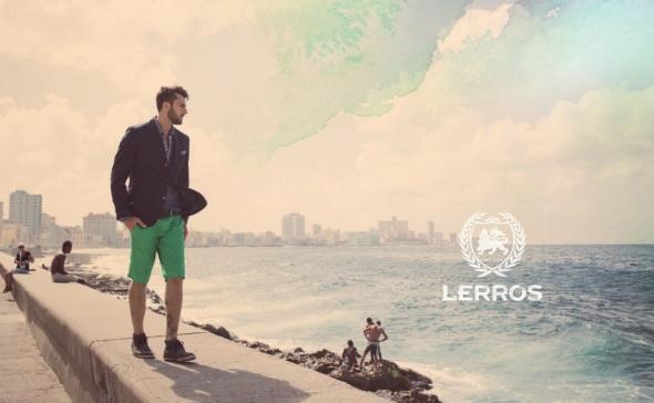 Rafael Lazzini @ Lerros SS13 by Ernst Alexander 04