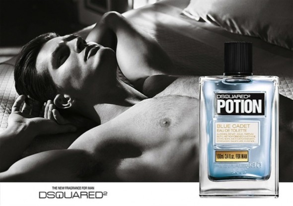 Diego Miguel @  Dsquared² Potion