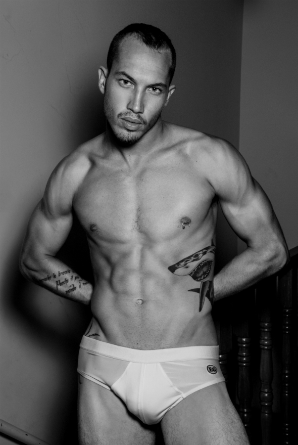 Fast-food(e) Preview Elian Gallardo Underwear by Didio 10