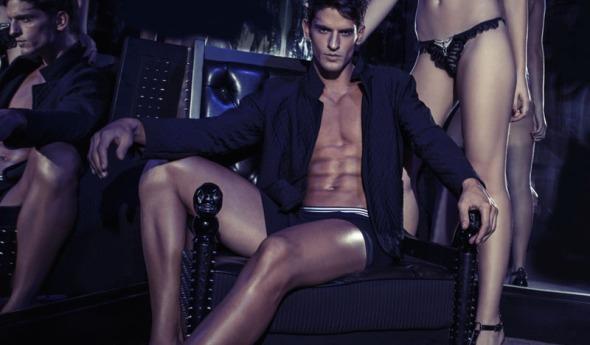 Miro Moreira @ New Captain Underwear Fast-food(e) 2013 04