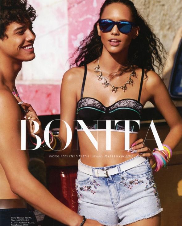 Rodrigo Braga + Daniela Braga @ H&M Magazine 01