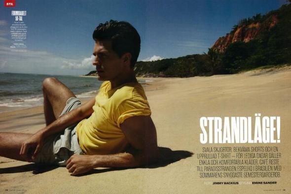 Diego Miguel @ Café Magazine by Jimmy Backius 01