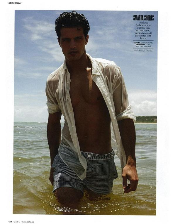 Diego Miguel @ Café Magazine by Jimmy Backius 02