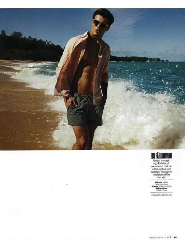 Diego Miguel @ Café Magazine by Jimmy Backius 03