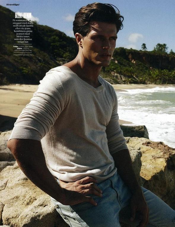 Diego Miguel @ Café Magazine by Jimmy Backius 07