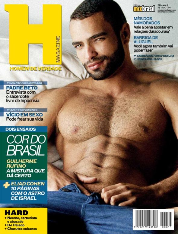 Guilherme Rufino  @ H Magazine  #11 by Leo Castro