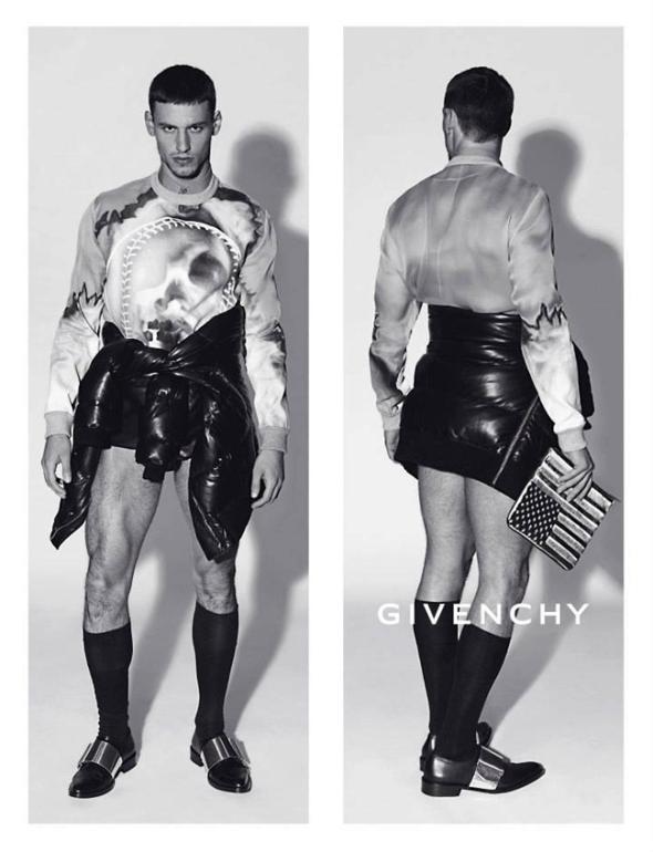 Mariano Ontanon @ Givenchy