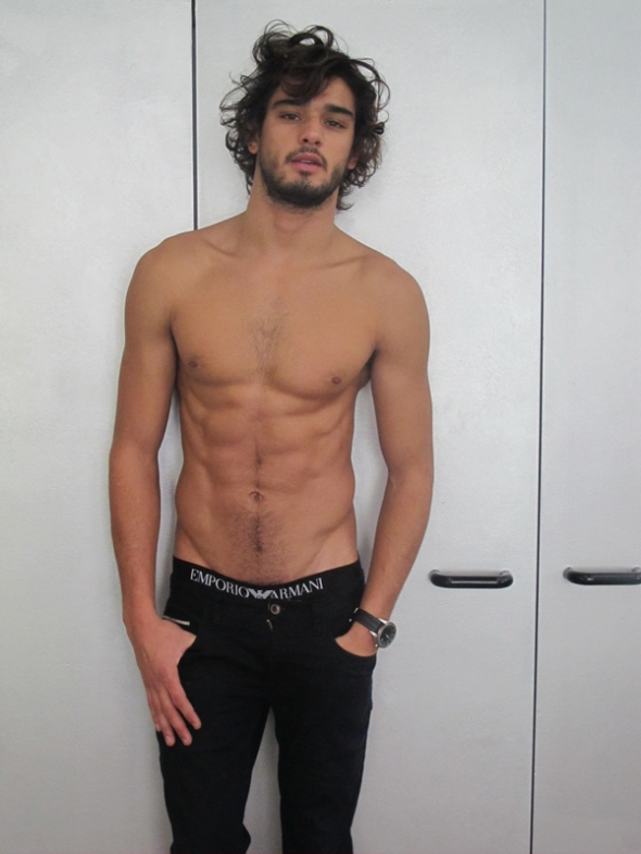 Marlon Teixeira @  Wilhelmina 01