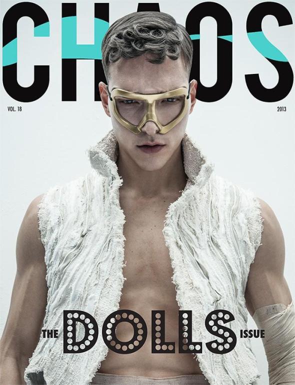 Ale Cunha @ Chaos Magazine by Ricardo Abrahao
