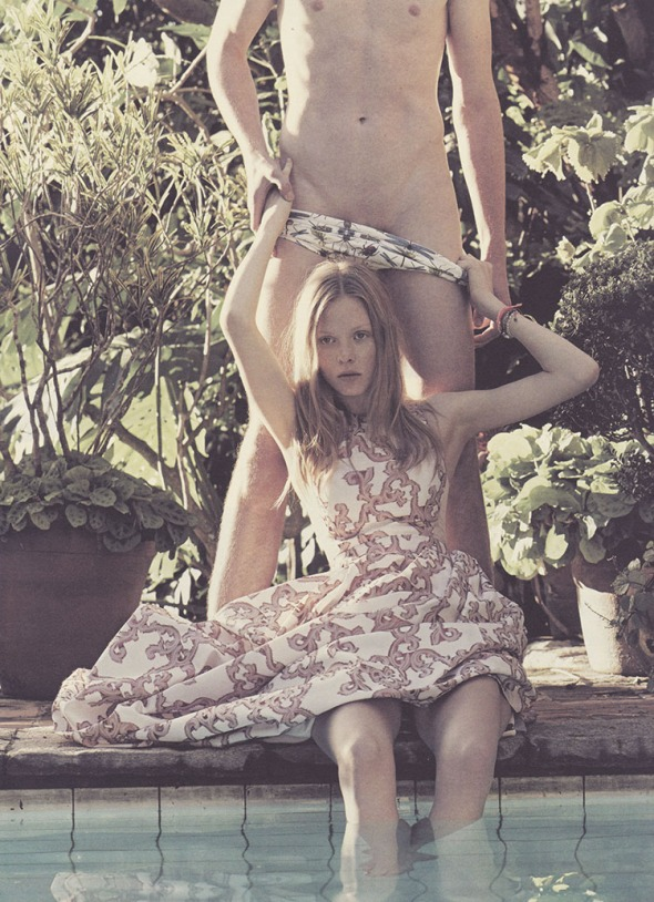 Bruno Novodvorski +  Daniela Witt @ 'ffw Mag! #34 by Nicole Heiniger 04