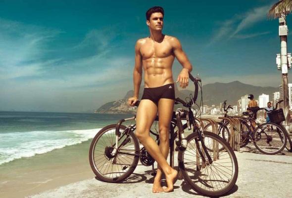 Caio Cesar @ LOfficiel Hommes Korea by Lope Navo 01