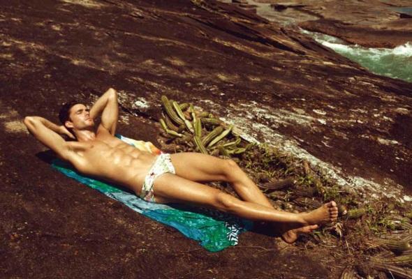 Caio Cesar @ LOfficiel Hommes Korea by Lope Navo 05