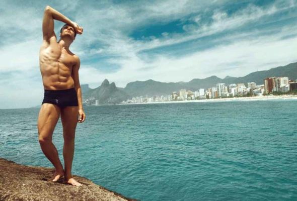 Caio Cesar @ LOfficiel Hommes Korea by Lope Navo 07
