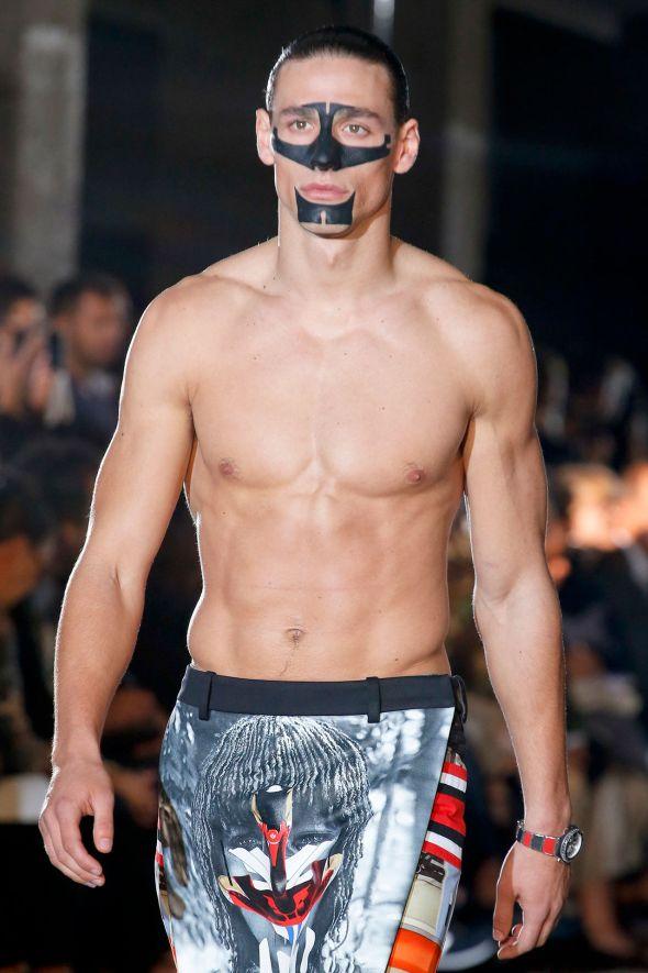 Givenchy @ Paris SS14 05