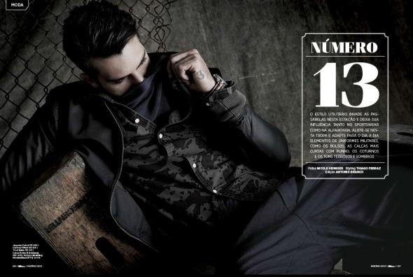 Rafael Lazzini @ GQ Style #2 By Nicole Heiniger 01