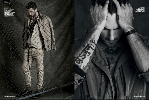 Rafael Lazzini @ GQ Style #2 By Nicole Heiniger 02