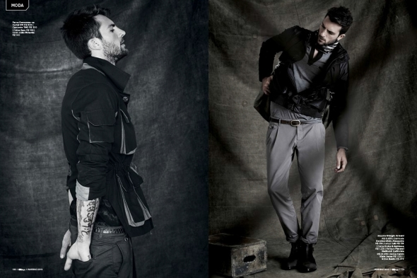 Rafael Lazzini @ GQ Style #2 By Nicole Heiniger 03