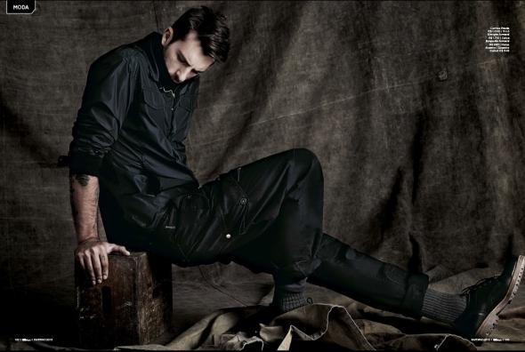 Rafael Lazzini @ GQ Style #2 By Nicole Heiniger 04