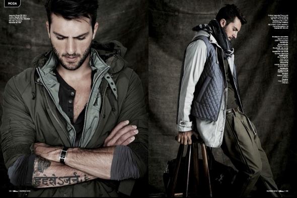 Rafael Lazzini @ GQ Style #2 By Nicole Heiniger 05