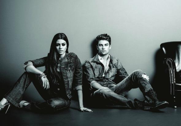 Raphael Sander + Carol Castro @ Eventual FW13 by Marcelo Ringo 09