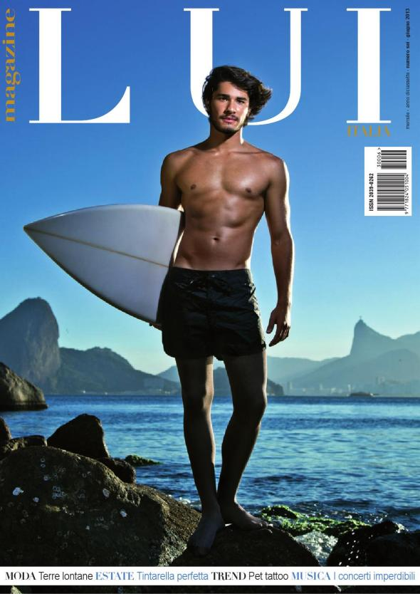 Yago Marsili @ LUI Magazine by Fabio Pamplona 01