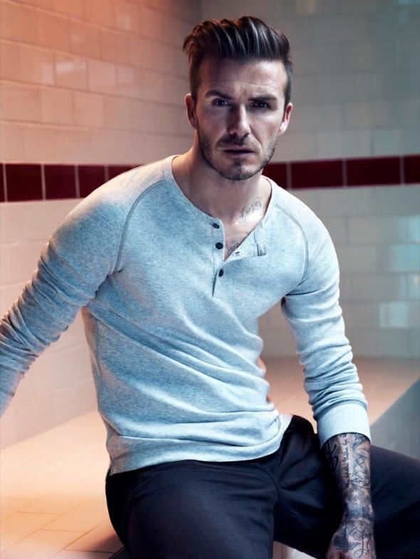 David Beckham @ HM 2013 03