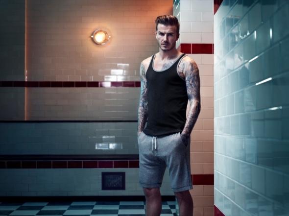 David Beckham @ HM 2013 05
